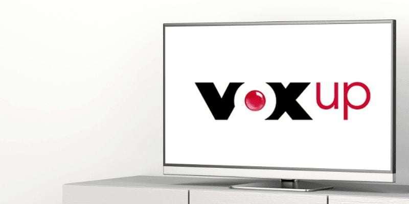 VOXup Empfang