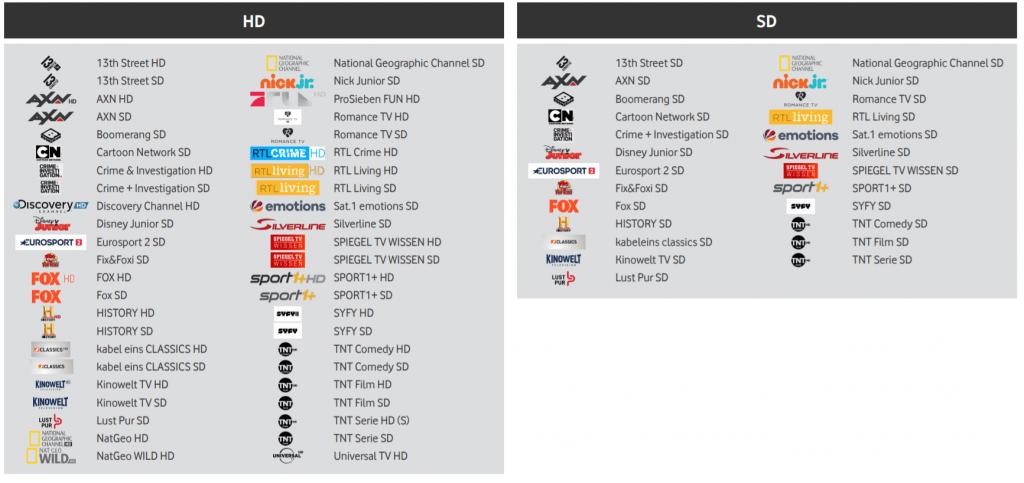 Pay TV Abschaltung bei Vodafone - das sind die Alternativen 3