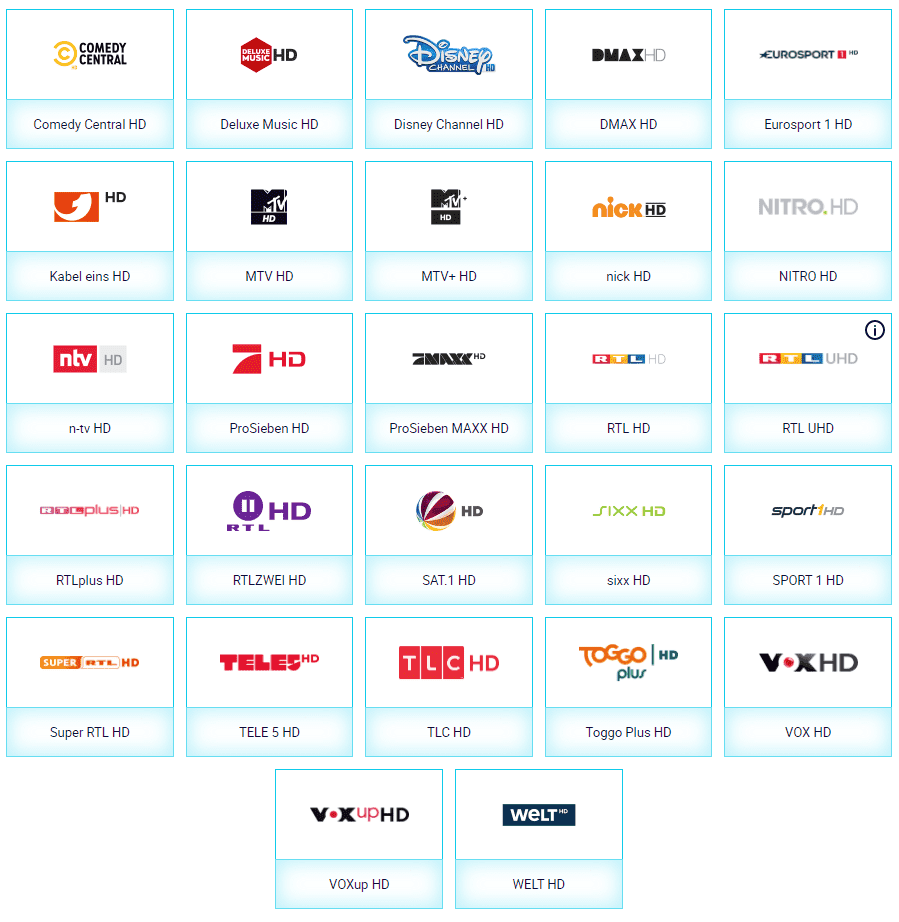 PYUR HDTV Sender