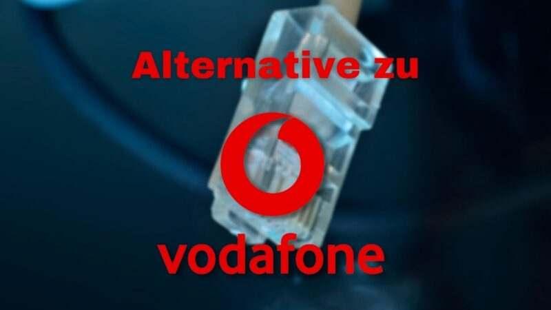 Alternative zu Vodafone Kabel